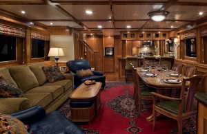 Fine Area Rugs for Yachts